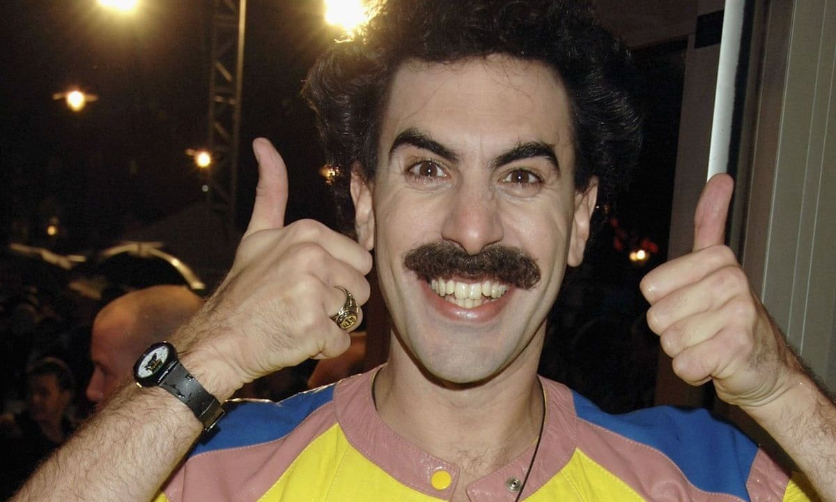 Borat 2 Título Película