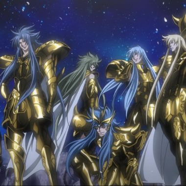 Caballeros del Zodiaco The Lost Canvas