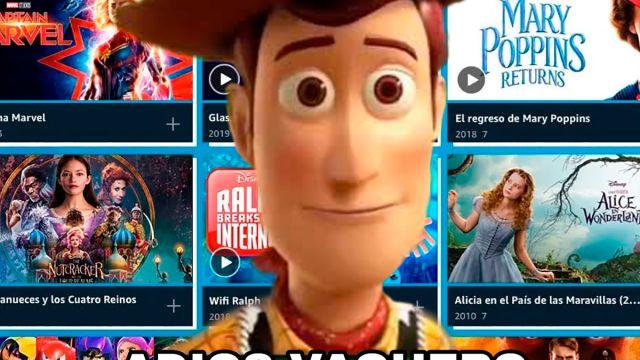 Disney sale de Amazon Prime el 30 de septiembre