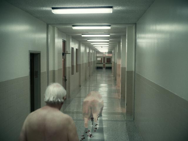 Fotograma de la nueva película de Charlie Kaufman