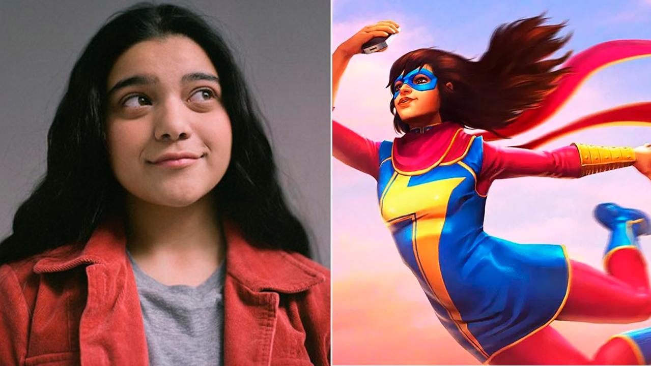 Imon Vellani será Ms. Marvel