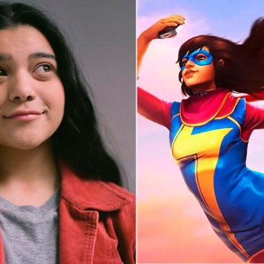 Imon Vellani será Ms. Marvel