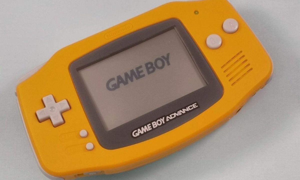 Iris Game Boy Advance