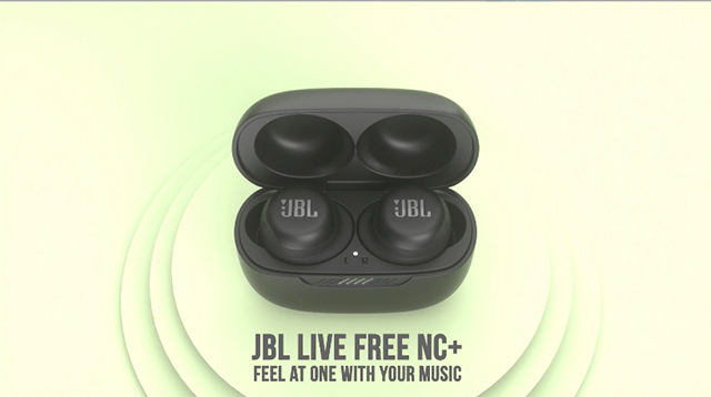 Audifonos JBL Live FREE NC Plus