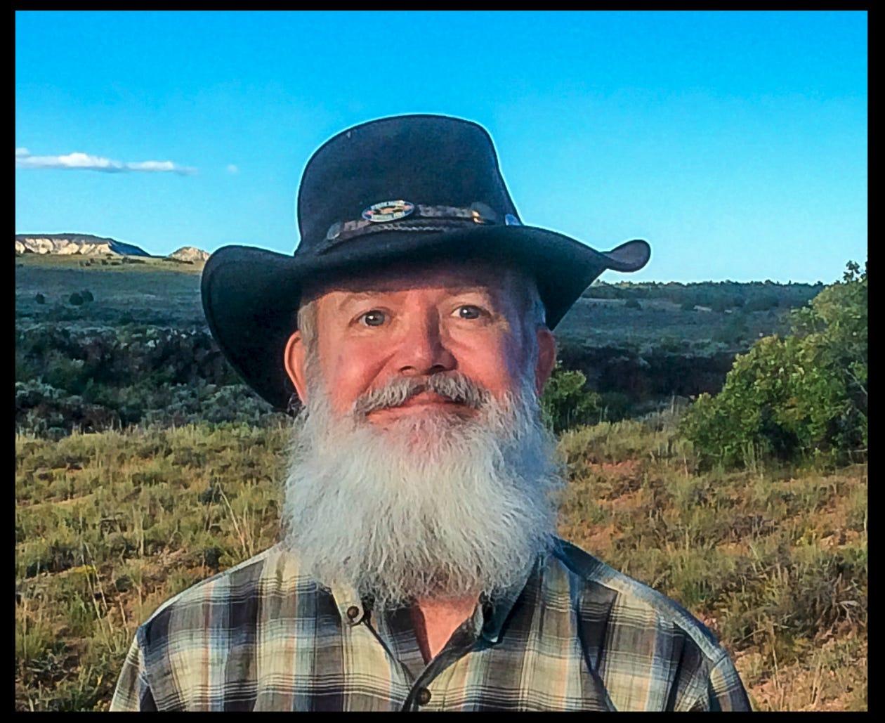 John Robert Krampf del canal The Happy Scientist