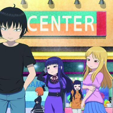 Manga Hi Score Girl One Shot