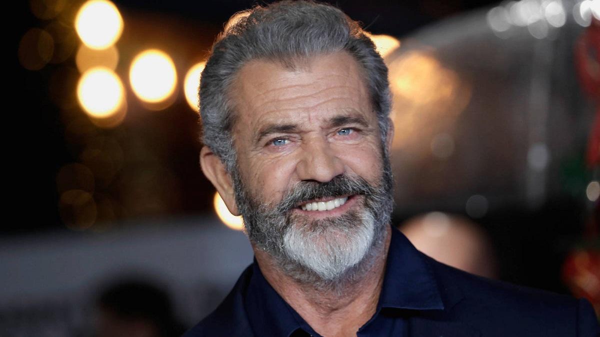 Mel Gibson Fatman