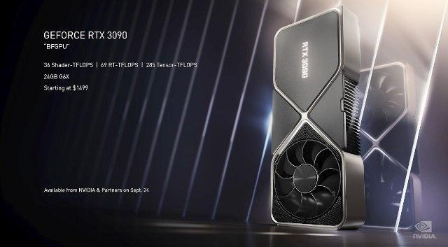 Nvidia presenta sus nuevas RTX 3000: precio, fecha de lanzamiento y qué hay de nuevo en ellas