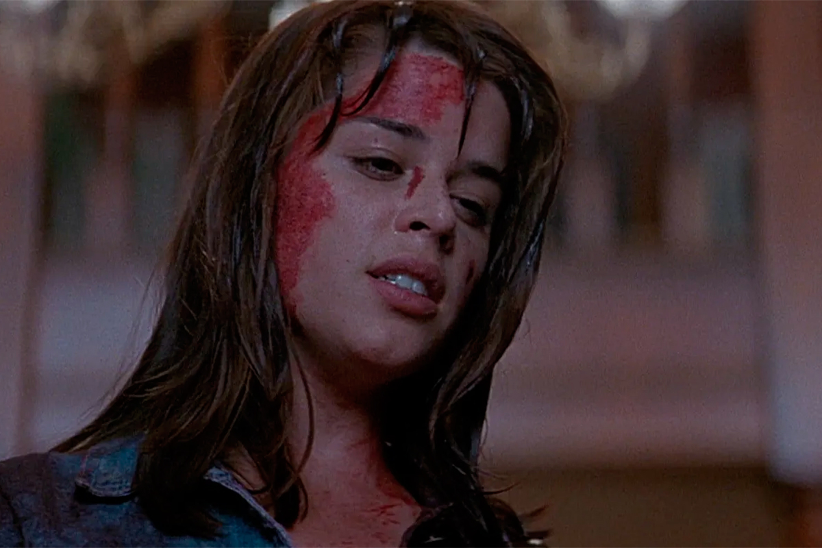 Neve Campbell en Scream