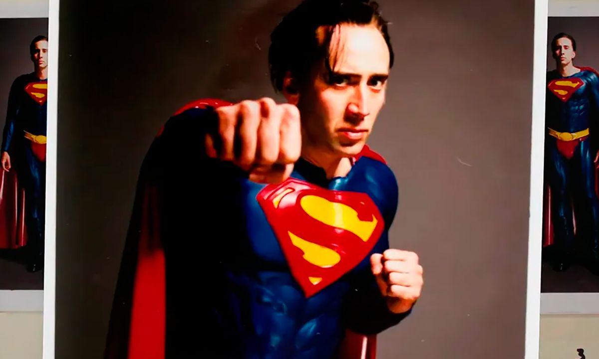 Nicolas Cage podría ser Superman