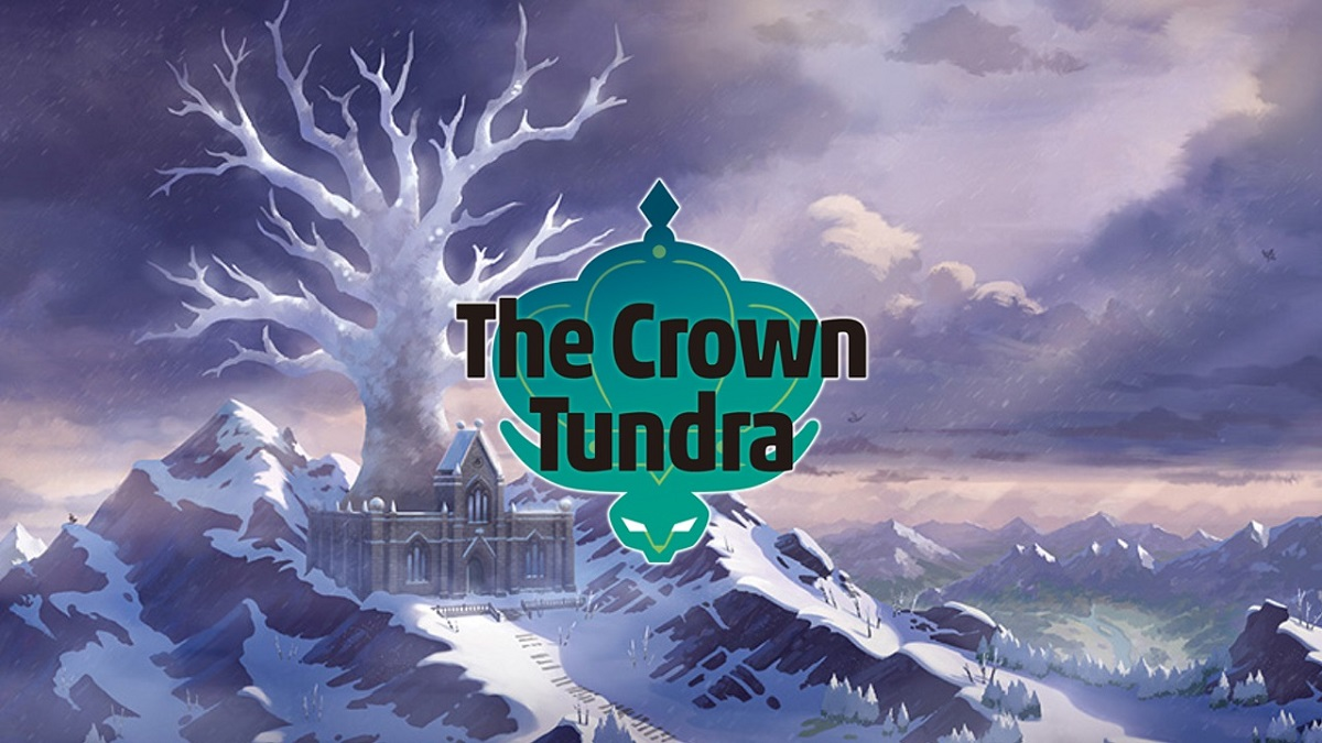Pokémon Sword and Shiel The Crown Tundra