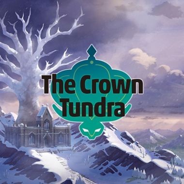Pokémon Sword and Shiel The Crown Tundra