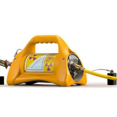 Robo Fuente Radioactiva Iridio 192
