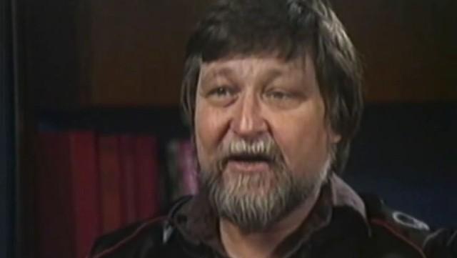 Ron Cobb DeLorean