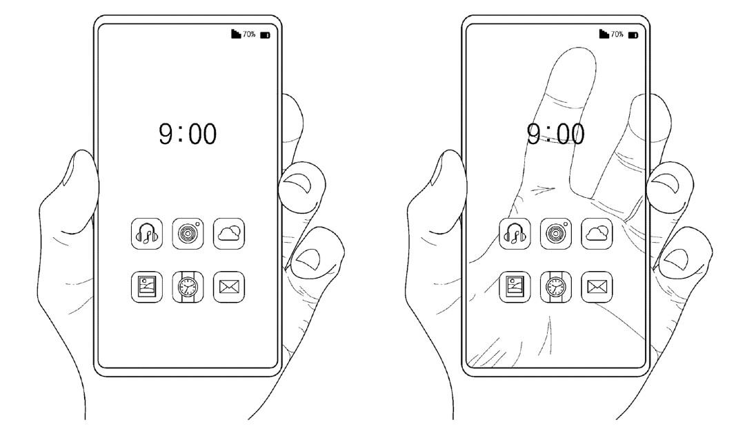 Smartphone Transparente Samsung
