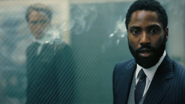 Fotograma de John David Washington, un nuevo James Bond.