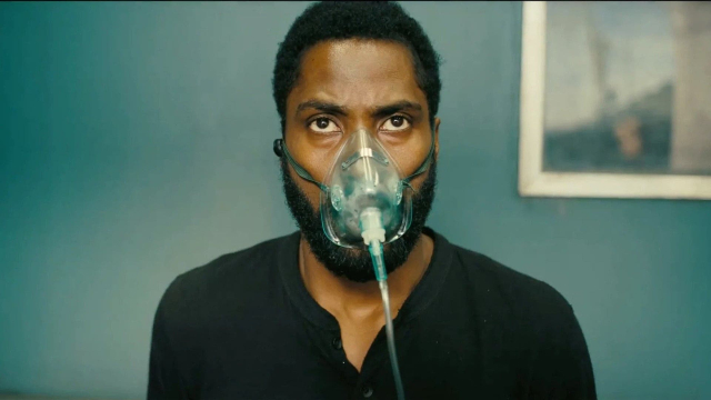 Fotograma de la película Tenet, un nuevo James Bond, de Christopher Nolan