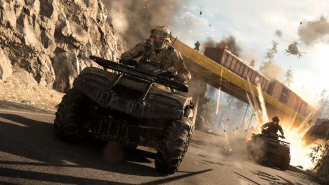 Call Of Duty: Warzone retira todos los vehículos del mapa