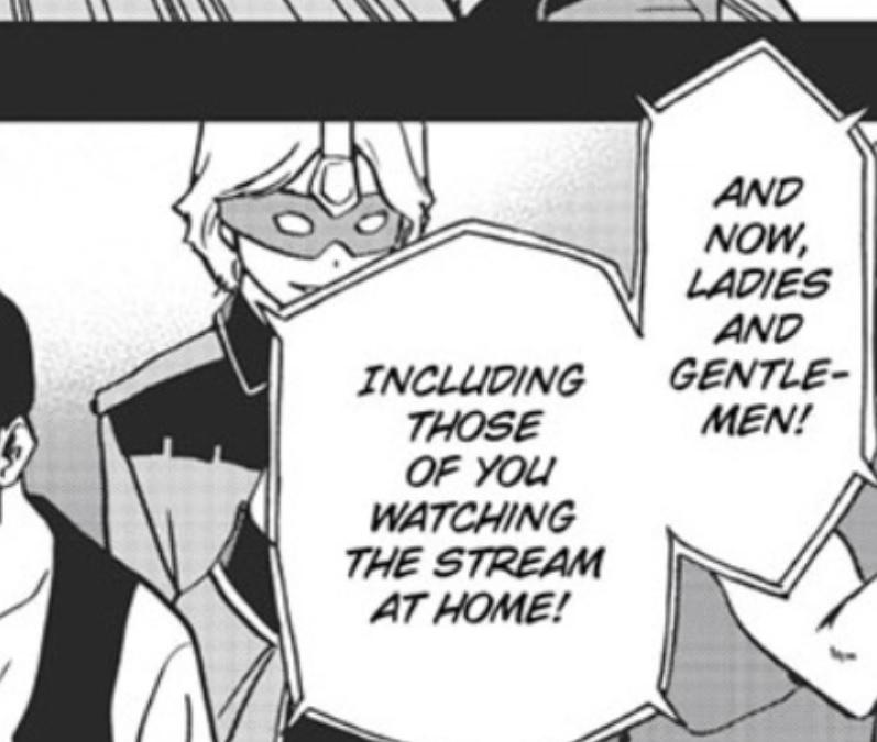 My Hero Academia hace un crossover con Gundam en el manga