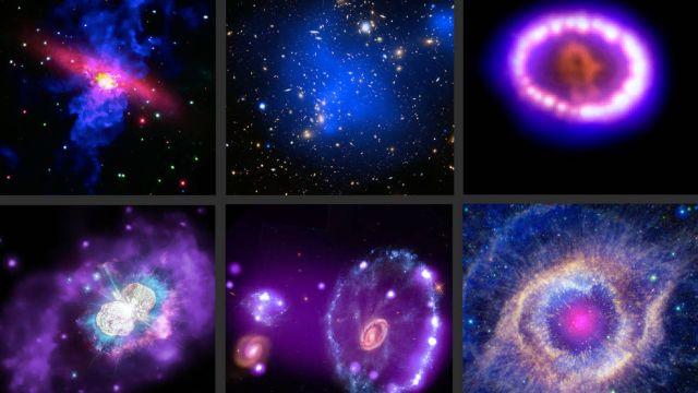 La NASA publica nuevas imágenes de galaxias, estrellas y supernovas