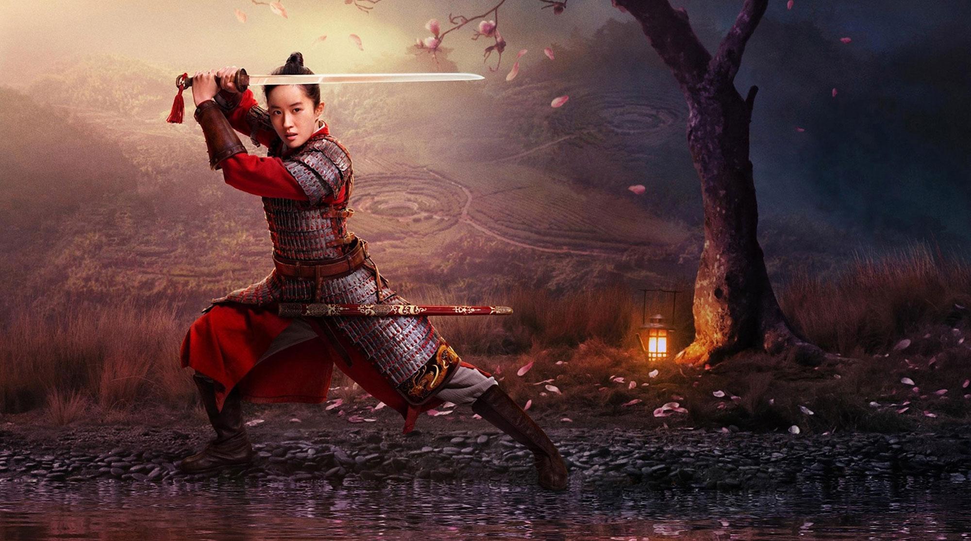 Fotograma de Mulan