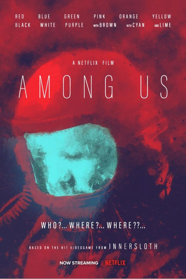 Among Us Netflix Película