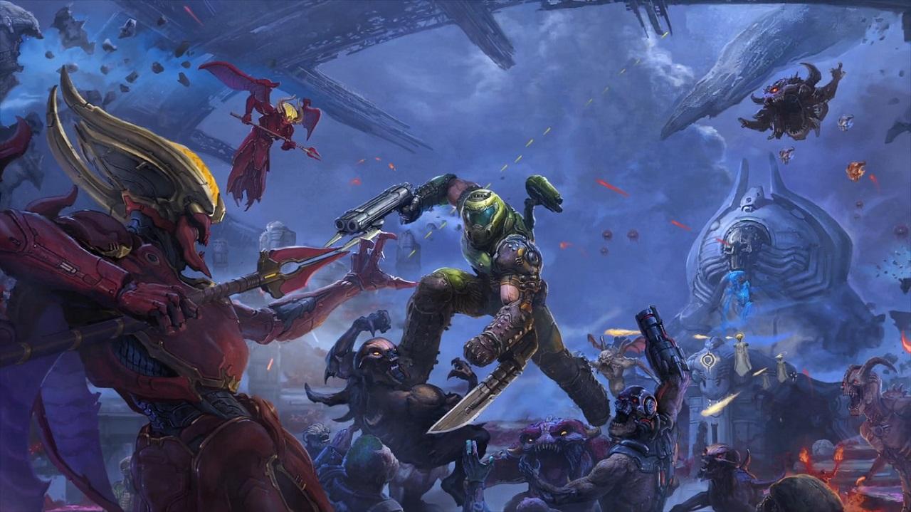 DLC Doom Eternal The Ancient Gods