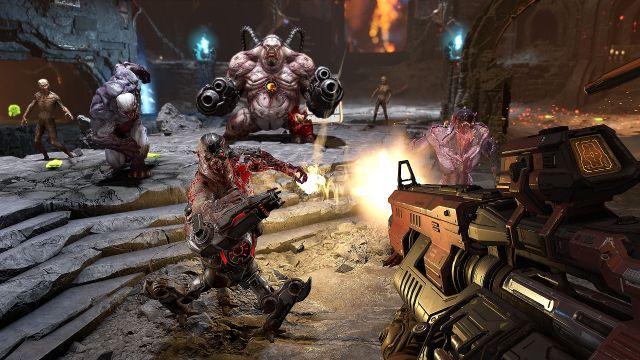 Doom Eternal Videojuegos