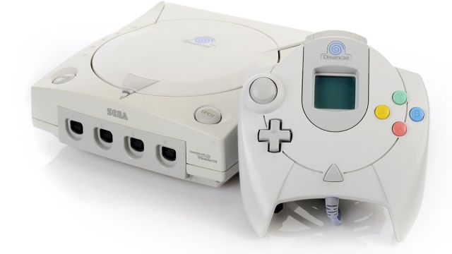 Consola Dreamcast