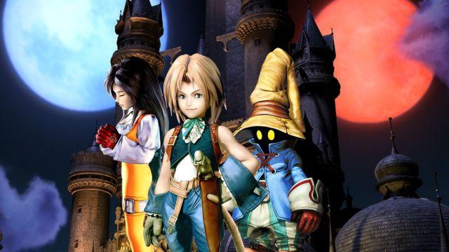 Final Fantasy IX nintendo Switch