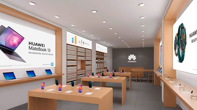 Huawei tiendas en México