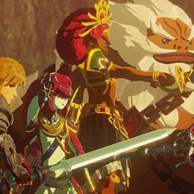 Hyrule Warriors Age of Calamity Teaser