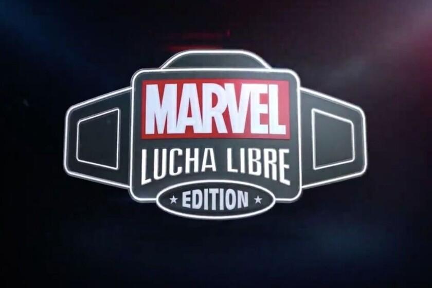 Marvel Lucha Libre Edition