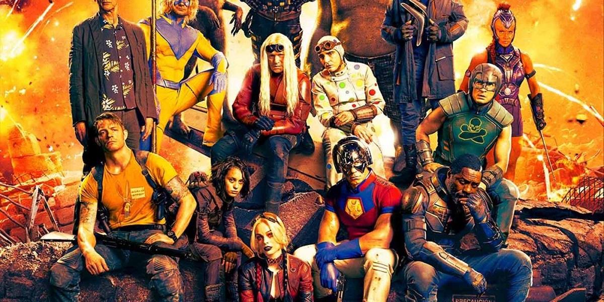 Nuevas Imágenes The Suicide Squad