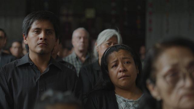 Nuevo Orden película de Michel Franco