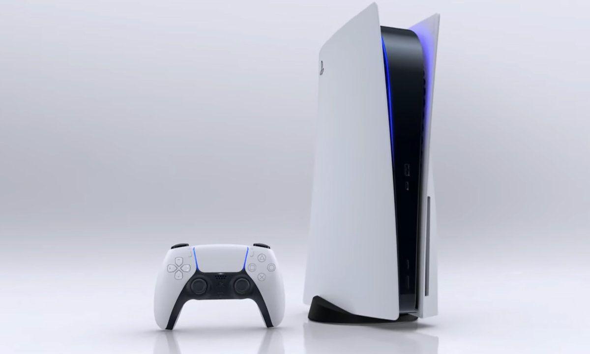 Presentación PS5
