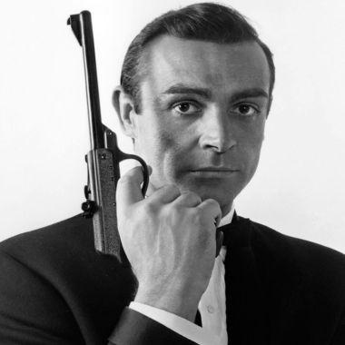 Sean Connery, el mejor James Bond