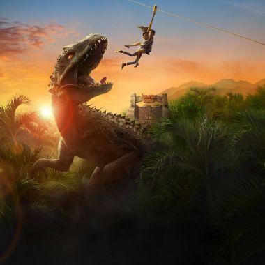 Segunda Temporada Jurassic World Campamento Cretácico