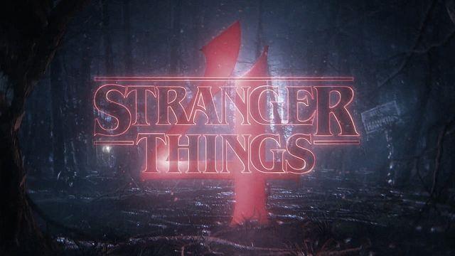Stranger Things Temporada 4