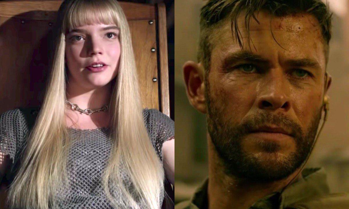 Confirman a Chris Hemsworth y Anya Taylor-Joy en precuela de Mad Max: Fury Road
