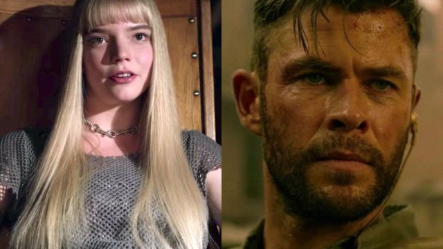 Confirman a Chris Hemsworth y Anya Taylor-Joy en precuela de Mad Max: Fury Road