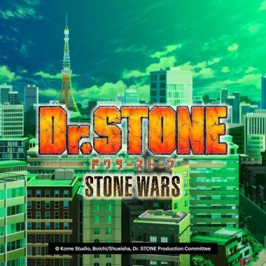 Dr. Stone Guerras de Piedra