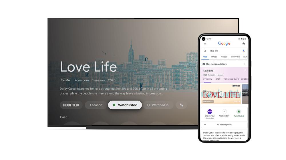 Google TV: todos los servicios de streaming y televisión en el mismo lugar