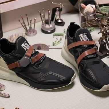 Adidas presenta los tenis de Han Solo en la colección El Imperio Contraataca