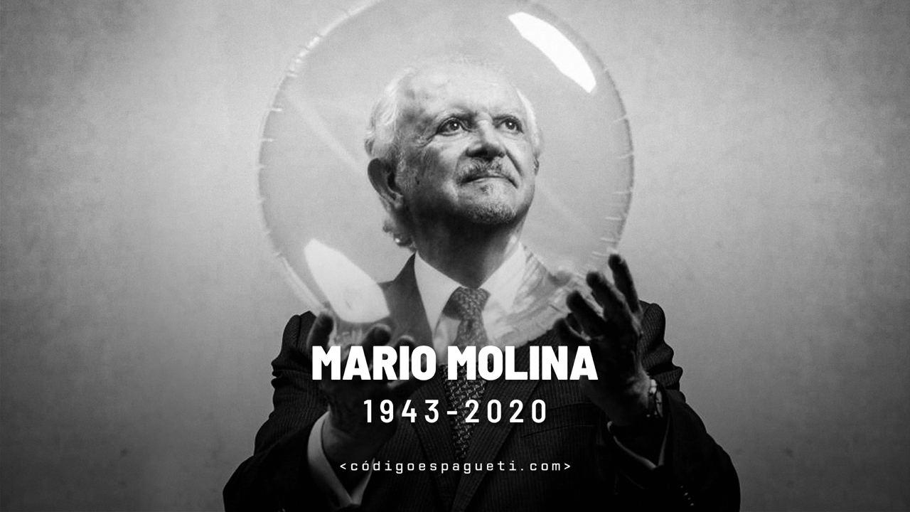 Muere Mario Molina