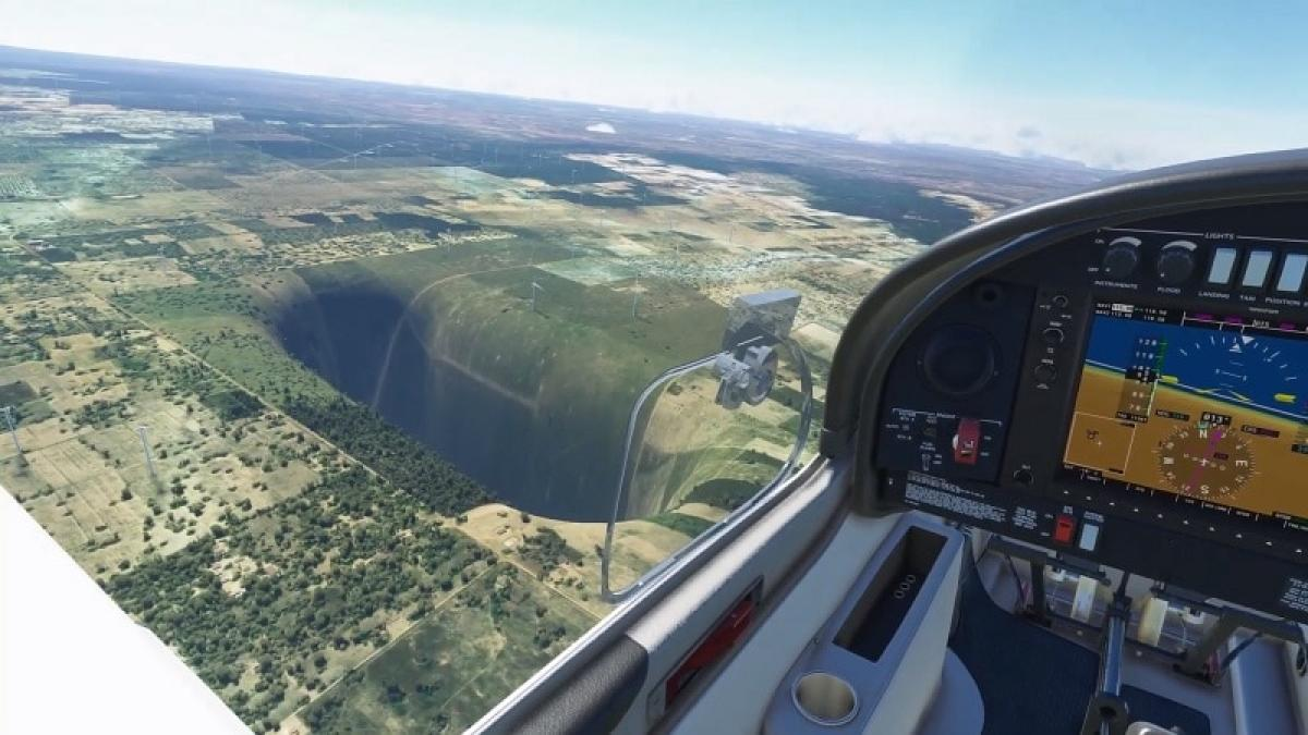 Error en Microsoft Flight Simulator