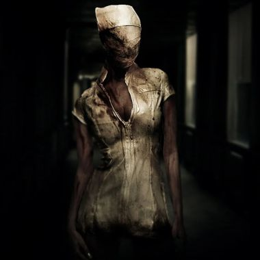 Puppet Nurse, enfermera títere de Silent Hill
