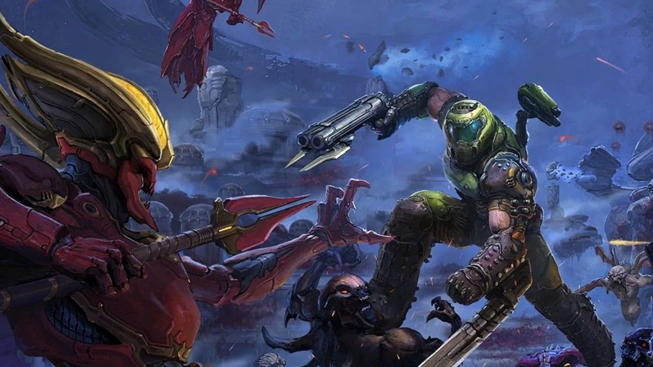Doom Eternal: The Ancient Gods Part I
