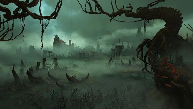 Escenario de Doom Eternal: The Ancient Gods Part One