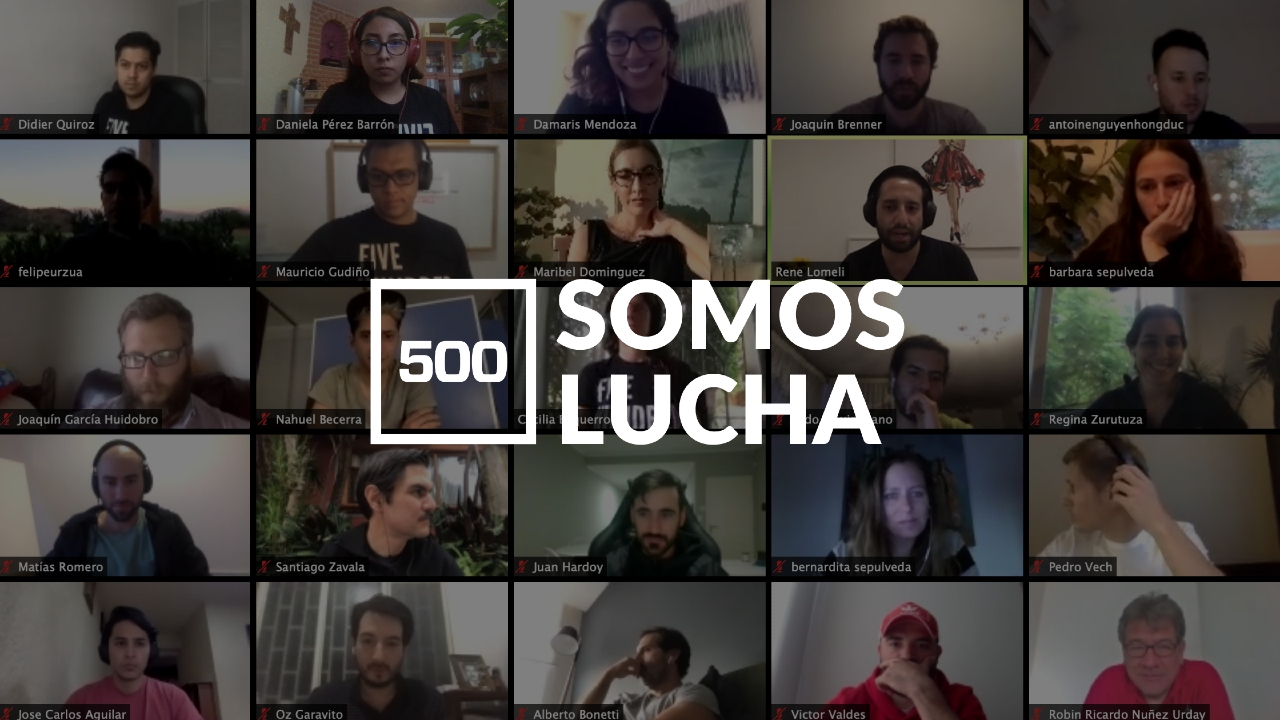 500 Startups Latinoamérica Somos Lucha